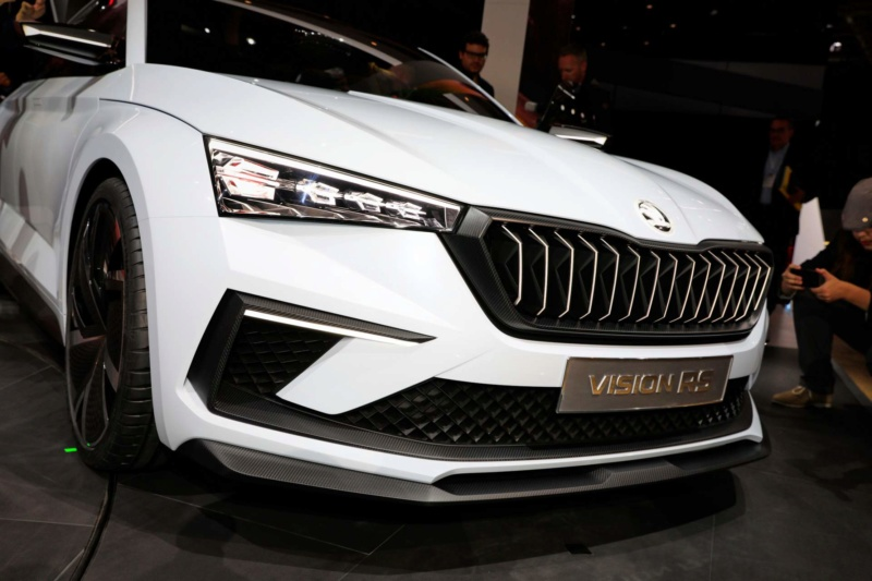 2018 - [Skoda] Vision RS - Page 2 30c2d910