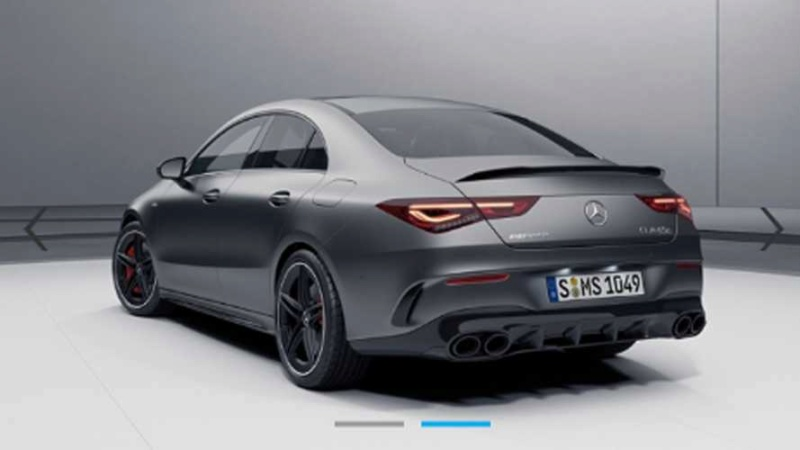 2019 - [Mercedes-Benz] CLA II - Page 8 30e1f710