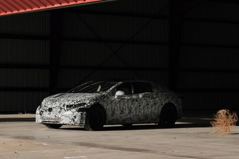 2022 Mercedes-Benz EQS 30