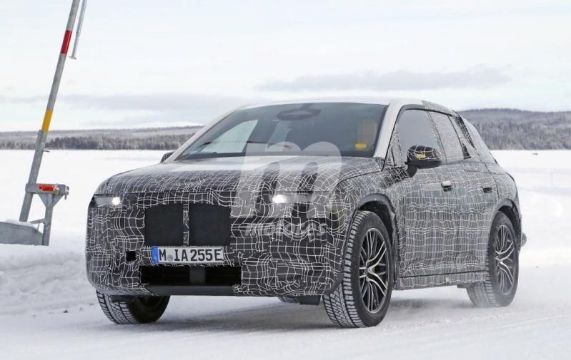 2021 - [BMW] iNext SUV 310