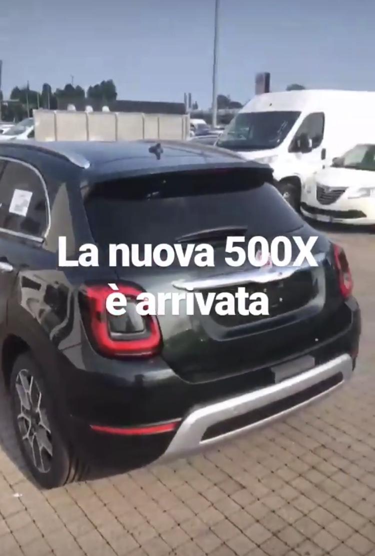 2018 - [Fiat] 500X restylé - Page 2 31062710