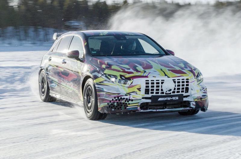 2018 - [Mercedes] Classe A (W177) - Page 33 311e7a10
