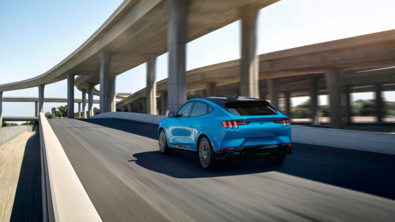 2020 - [Ford] Mustang Mach-E - Page 5 312de710
