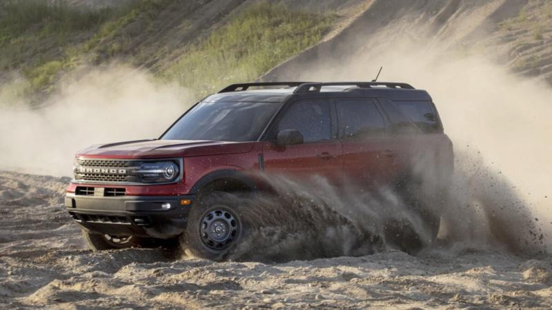 Ford Bronco / Sport (2020) 73
