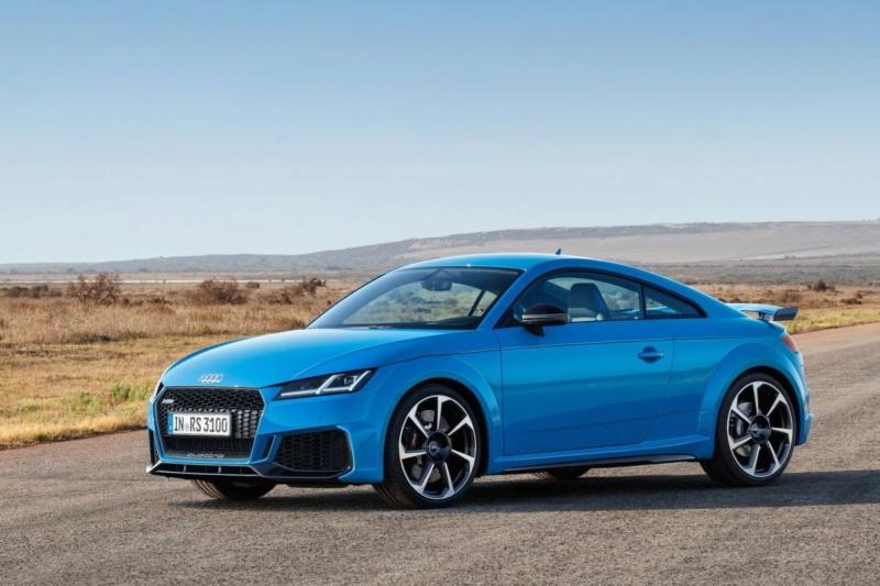 2018 - [Audi] TT III Restylé - Page 3 3143e110