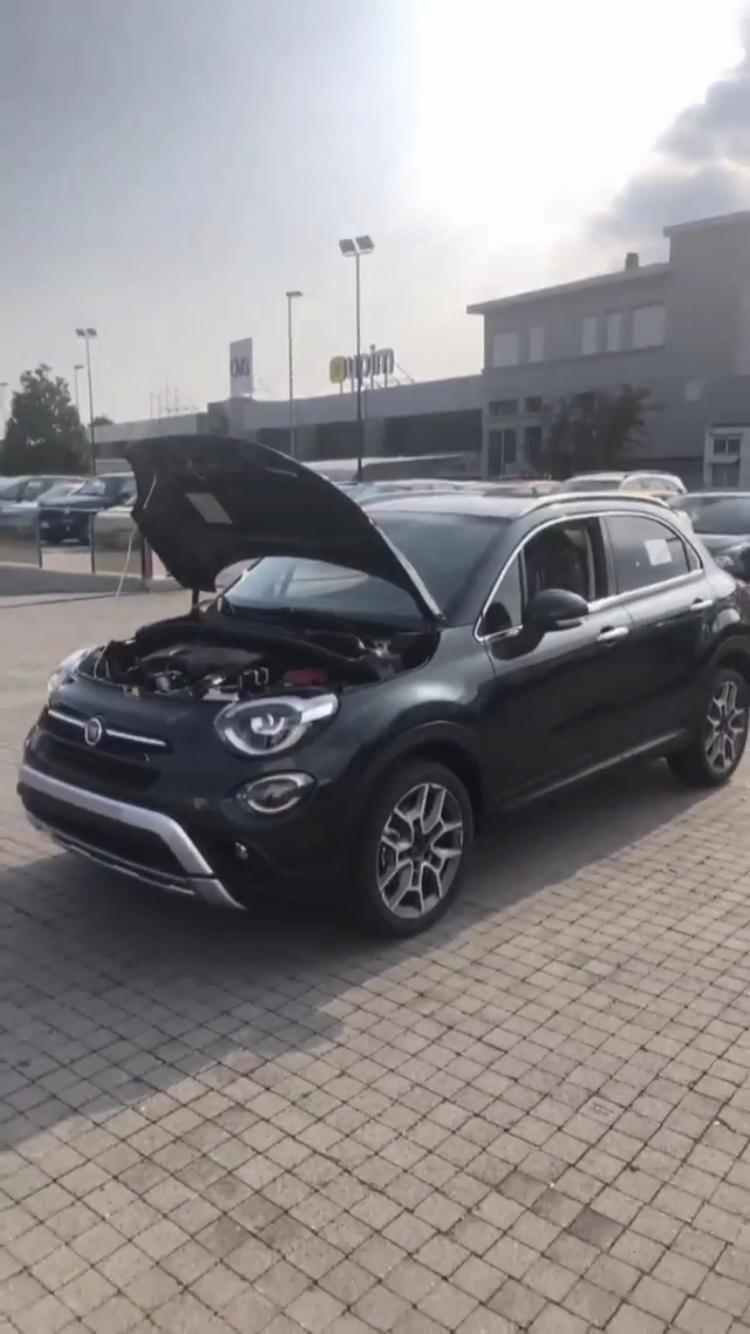 2018 - [Fiat] 500X restylé - Page 2 31584010