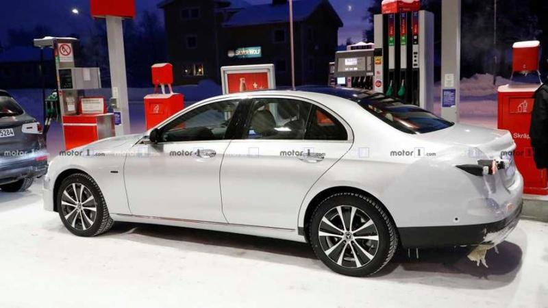2020 - [Mercedes-Benz] Classe E restylée  3171ac10
