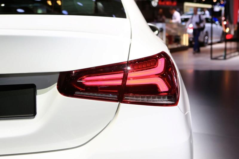 2018 - [Mercedes-Benz] Classe A Sedan - Page 6 31737910