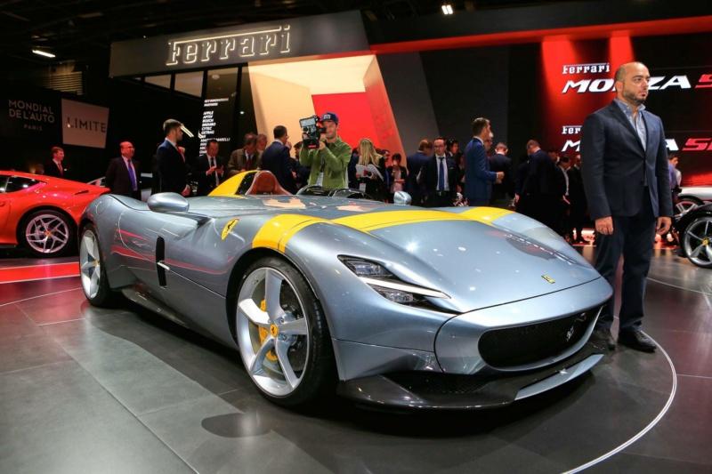 [Ferrari] Modèles uniques / One Off - MàJ : F12 TRS - Page 7 317fb510