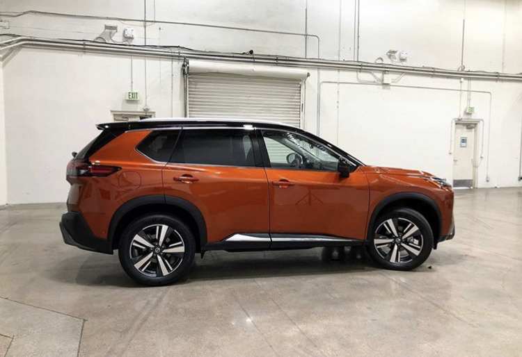2021 - [Nissan] X-Trail IV / Rogue III - Page 4 3181fe10