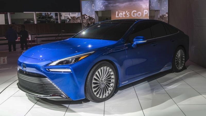 2020 - [Toyota] Mirai II 31d26b10