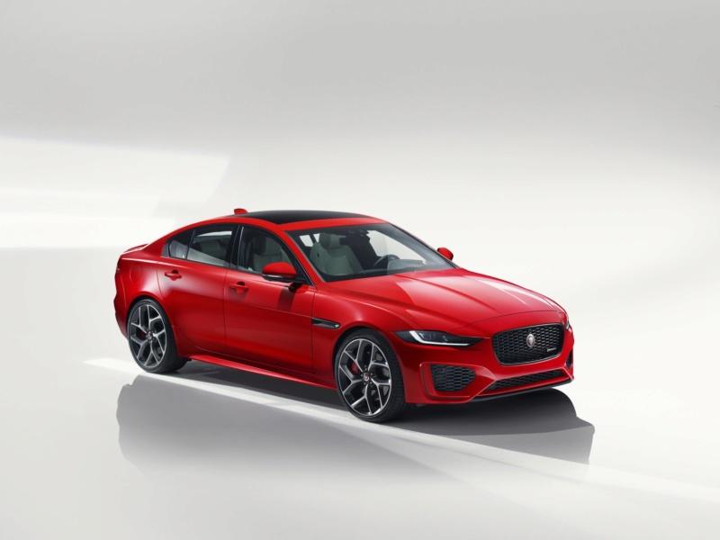 2019 - [Jaguar] XE restylée  31d4a410