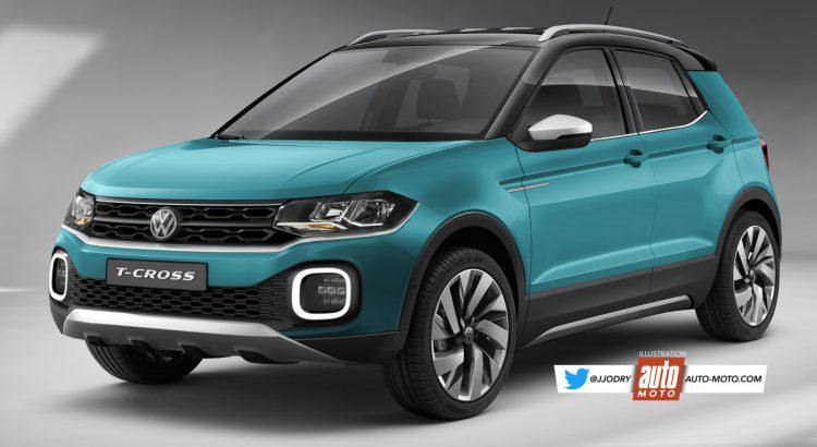 2018 - [Volkswagen] T-Cross - Page 4 31daca10