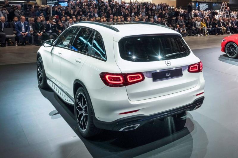 2018 - [Mercedes-Benz] GLC/GLC Coupé restylés - Page 4 31dba110