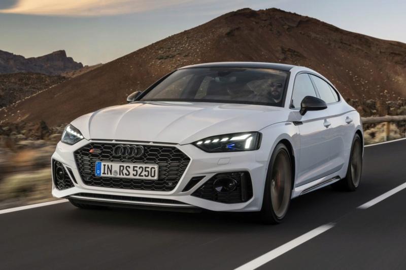 2020 - [Audi] A5 Coupé/Cab/SB restylée 31e01710