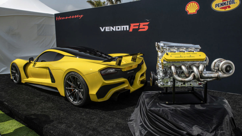 2017- [Hennessey] Venom F5 32418710