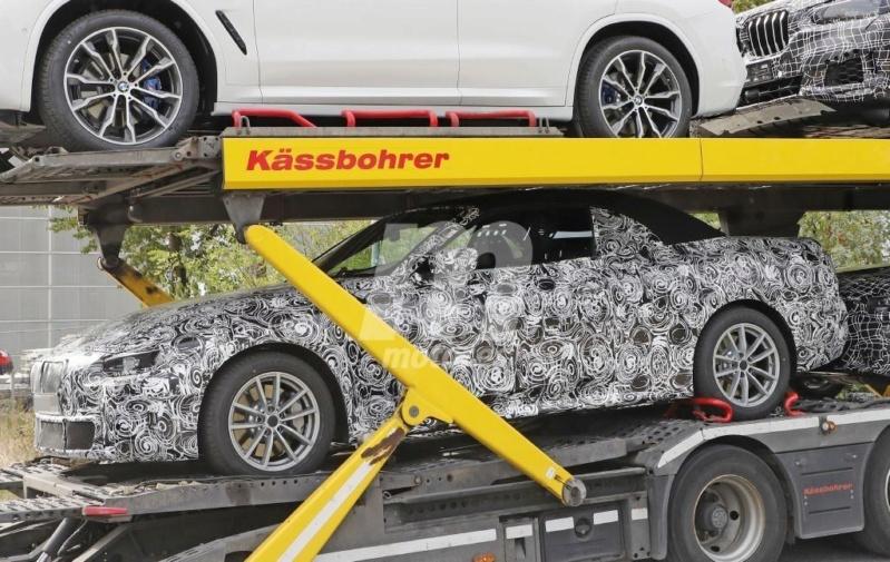 2020 - [BMW] Série 4 Coupé/Cabriolet G23-G22 32505410