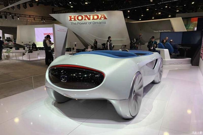2019 - [Honda] Tomo Concept (Geneve) 3269c610