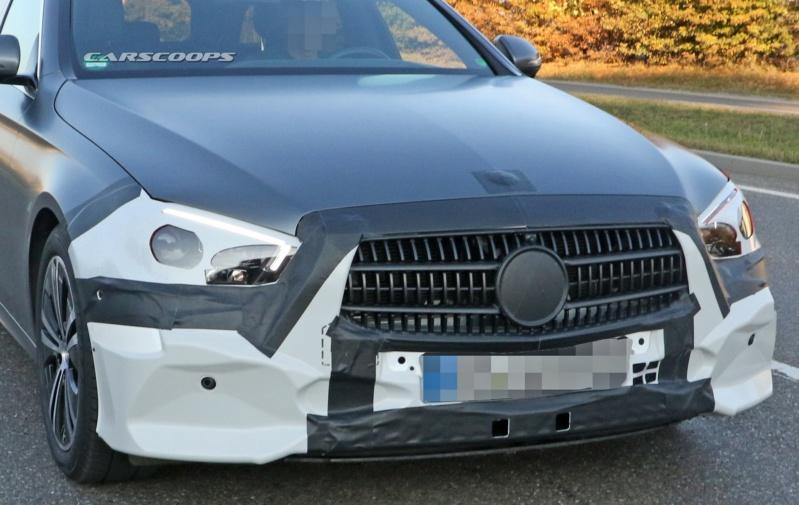 2020 - [Mercedes-Benz] Classe E restylée  32814b10