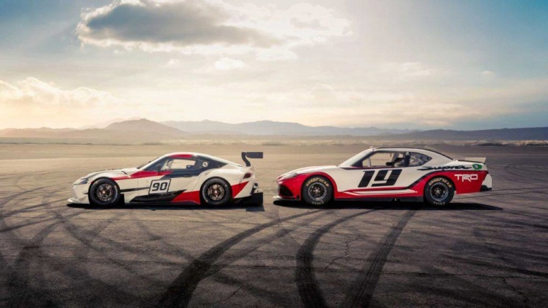 2018 - [Toyota] Racing concept 3287fb10