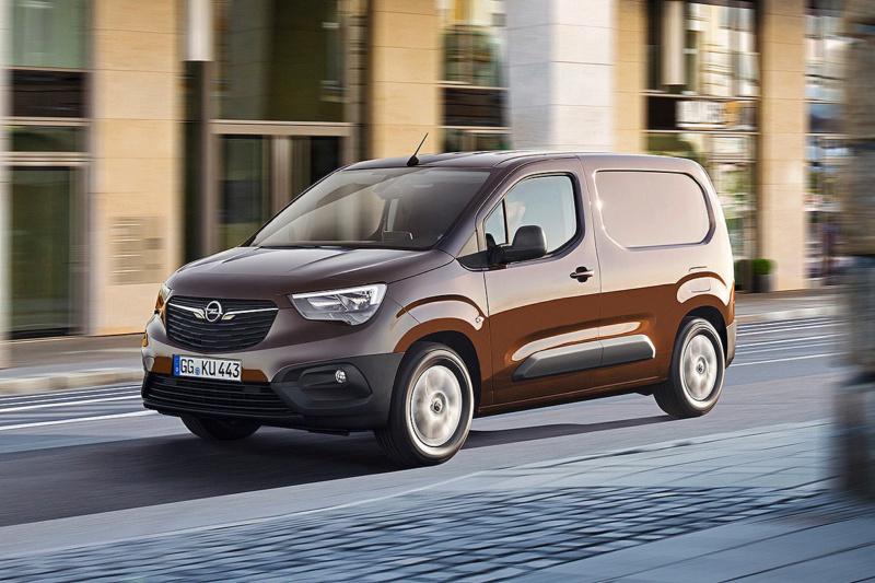 2018 - [Peugeot/Citroën/Opel] Rifter/Berlingo/Combo [K9] - Page 38 32924910