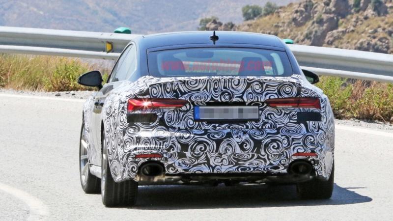2020 - [Audi] A5 Coupé/Cab/SB restylée 32ad4310