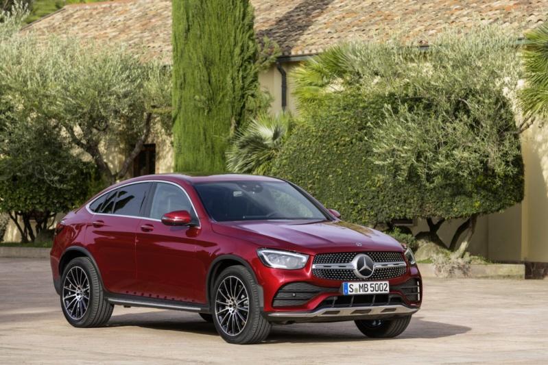 2018 - [Mercedes-Benz] GLC/GLC Coupé restylés - Page 4 32bcdb10