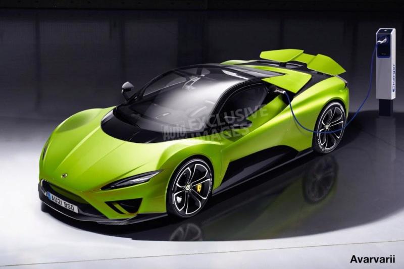 2019 - [Lotus] Evija 32d77410