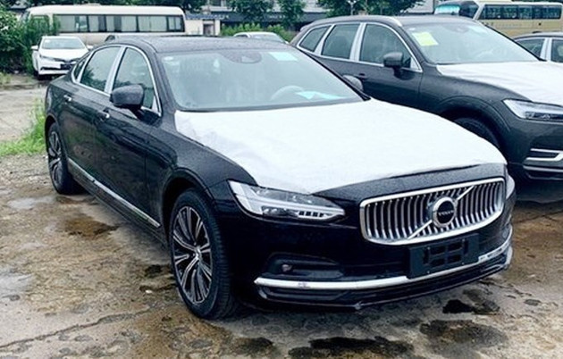 2015 - [Volvo] S90 - Page 15 33022410
