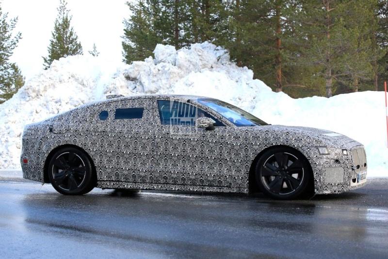 2020 - [Jaguar] XJ [X360] - Page 2 330a8410