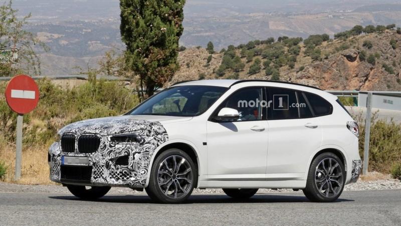 2019 - [BMW] X1 restylé [F48 LCI] 3319c810