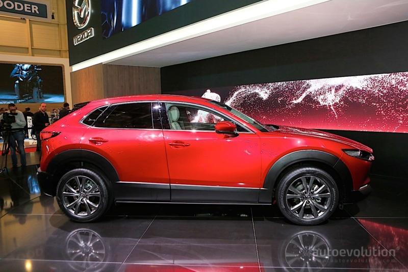 2019 - [Mazda] CX-30 331a1910