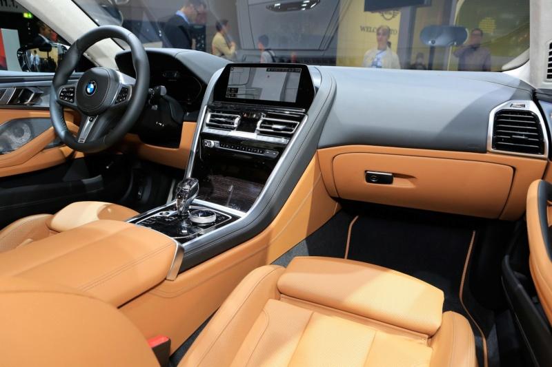 2019 - [BMW] Série 8 Gran Coupé [G16] - Page 6 3332a410
