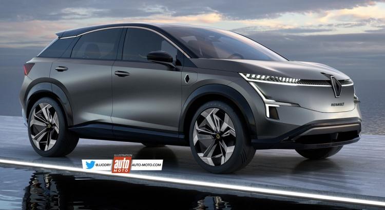 2022 - [Renault] SUV Compact EV [HCC] - Page 3 3333d410