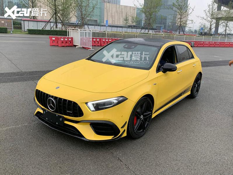 2018 - [Mercedes] Classe A (W177) - Page 35 334d6610