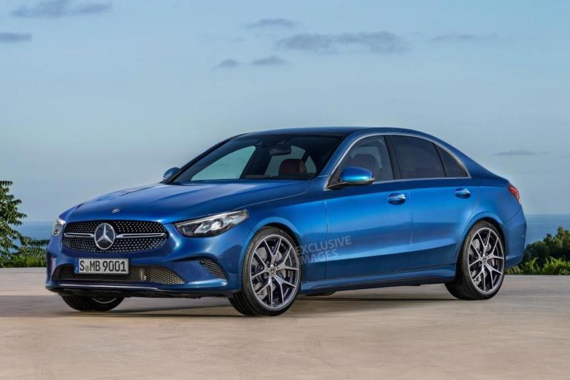 2020 - [Mercedes-Benz] Classe C [W206] - Page 3 334f2f10