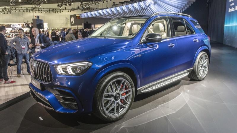 2018 - [Mercedes] GLE II ( ML IV ) - Page 10 33590710