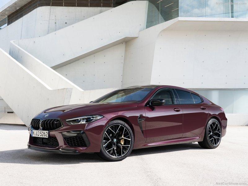 2019 - [BMW] Série 8 Gran Coupé [G16] - Page 6 33677510