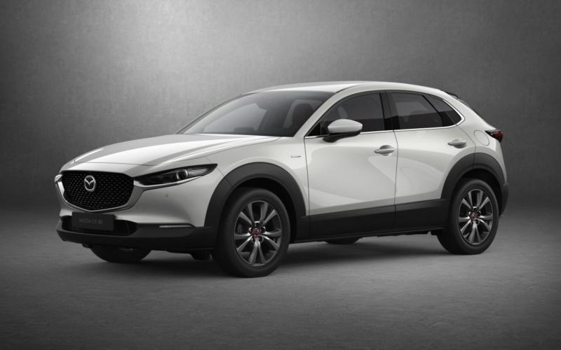 2019 - [Mazda] CX-30 - Page 2 336edc10