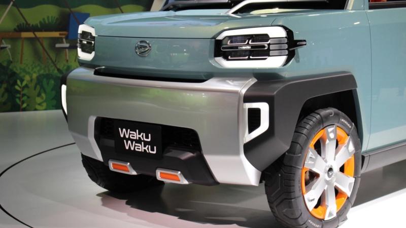 2019 - [Daihatsu] WacuWacu Concept 33751410