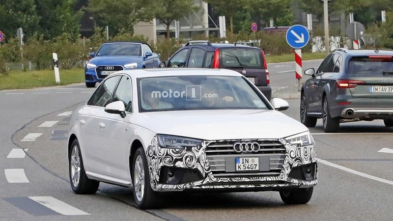 2018 - [Audi] A4 restylée  - Page 2 33a91110