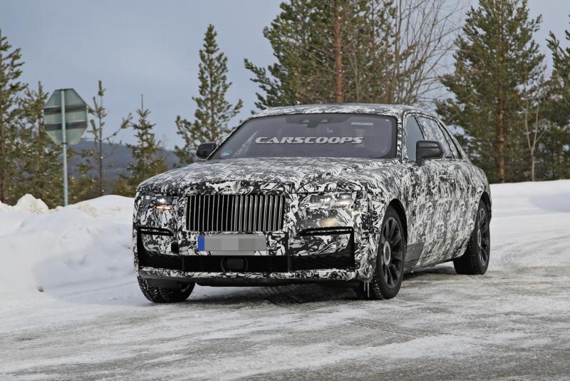 2020 - [Rolls-Royce] Ghost II 33cb1810