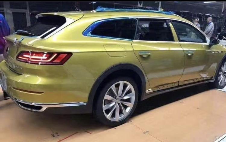2019 - [Volkswagen] Arteon Shooting Brake 33d2a910