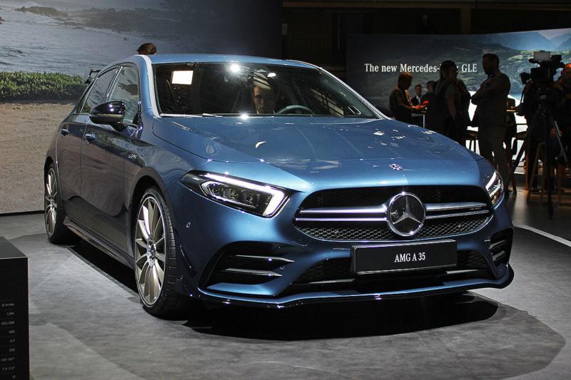 2018 - [Mercedes] Classe A (W177) - Page 32 33e08110