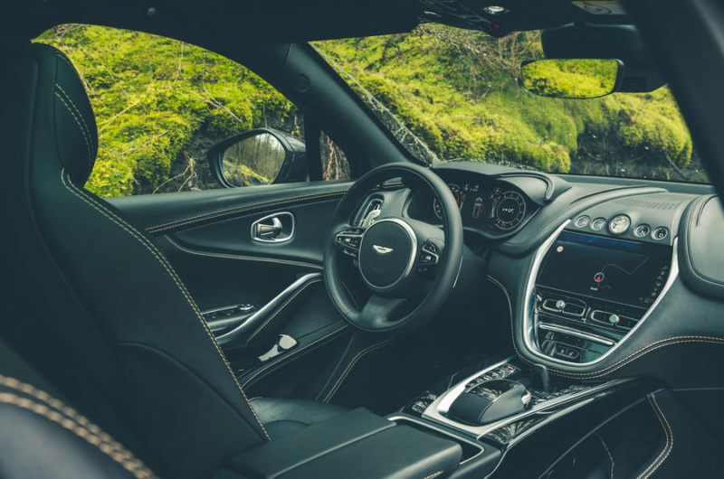 2019 - [Aston Martin] DBX - Page 9 34058410