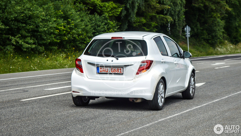 2020 - [Toyota] Yaris 340df010