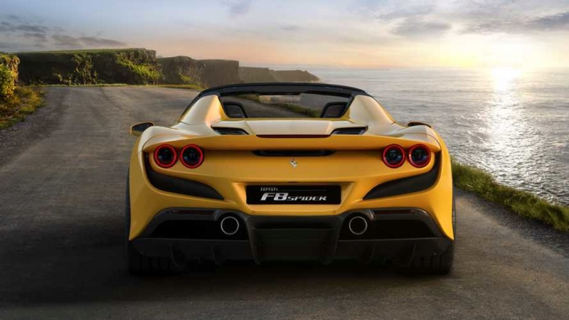 2019 - [Ferrari] F8 Tributo - Page 2 34195910