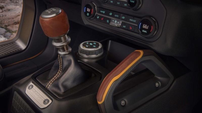 Ford Bronco / Sport (2020) 50