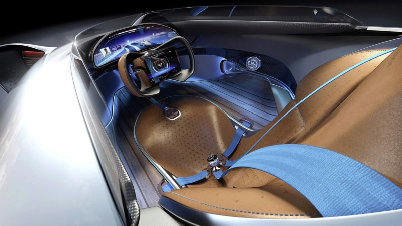 2018 - [Mercedes] EQ Silver Arrow Concept (Pebble Beach) 344c0810