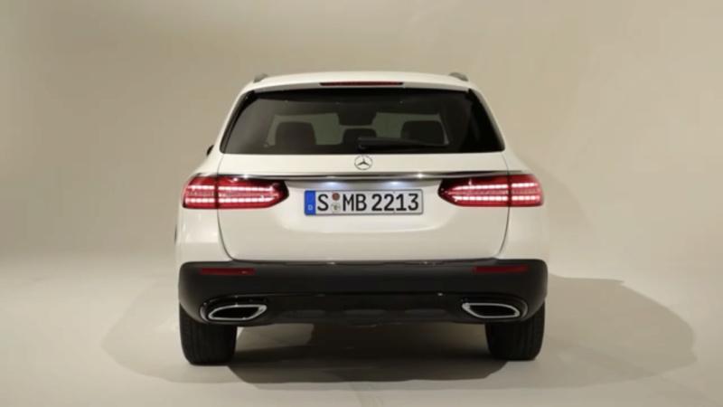 2020 - [Mercedes-Benz] Classe E restylée  - Page 6 345dbf10